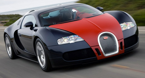 2009 Bugatti 16.4 Veyron Fbg par Hermes
