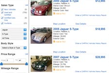 Jaguar S Type For Sale Buy Used Amp Cheap Pre Owned Jaguar Cars