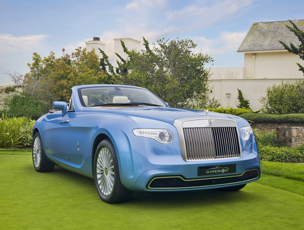 2008 rolls royce pininfarina hyperion specs pictures engine review. Black Bedroom Furniture Sets. Home Design Ideas