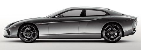 Lamborghini Estoque Concept side view