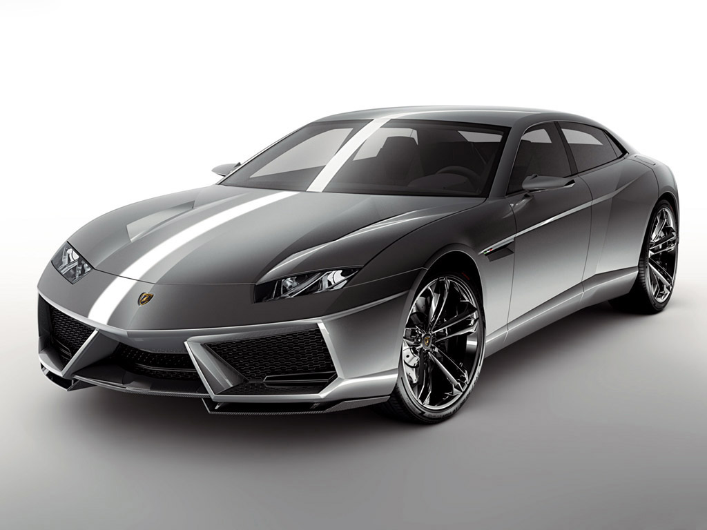 Lamborghini Estoque Concept Sport Car wallpaper