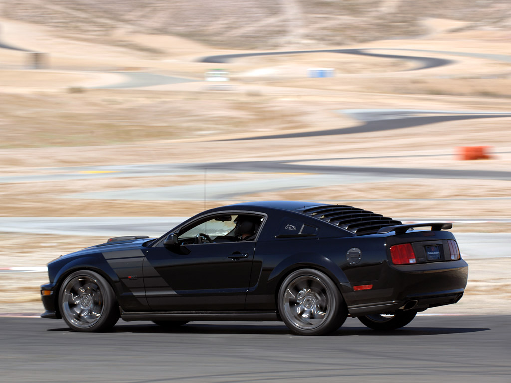 2009 Saleen Dark Horse Extreme Mustang Specs Amp Engine Review