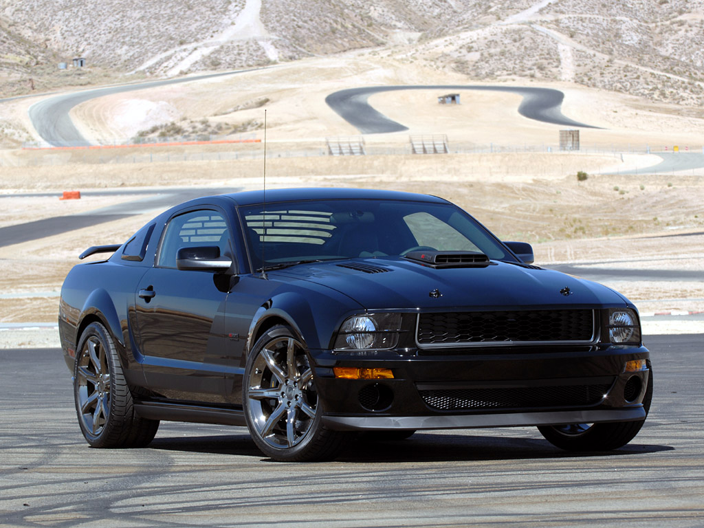 2009 Saleen Dark Horse Extreme Mustang Specs Engine Review