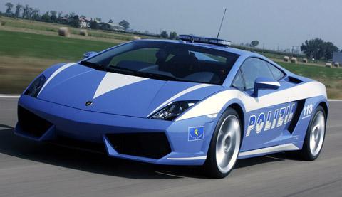 2009 Lamborghini Gallardo Lp560 4 Polizia Pictures Review