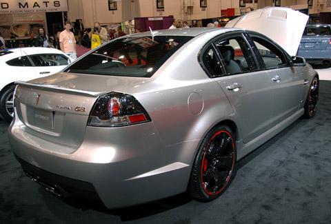 0 Comments Gxp Street Concept Pontiac