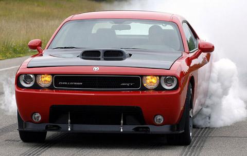 Dodge Challenger  on Dodge Challenger Srt10 Concept Thumbnail Jpg