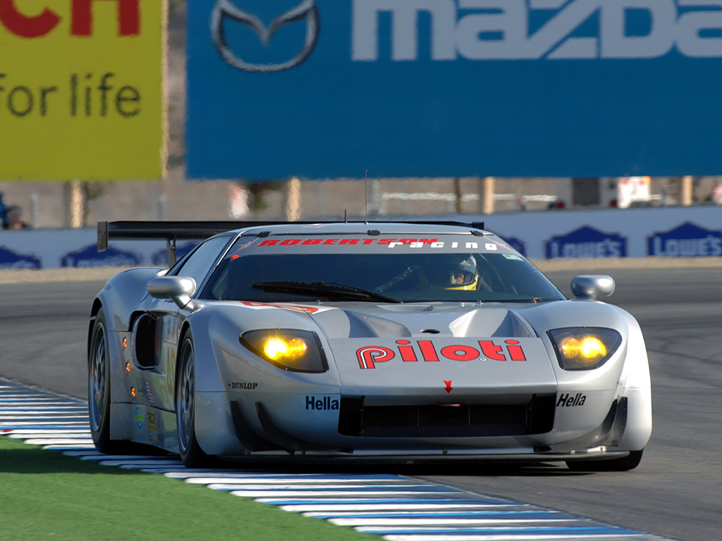 Ford Gt R Front View