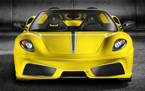 2009 Ferrari 430 Scuderia Spider 16M photos