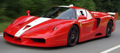 Ferrari FXX Sport