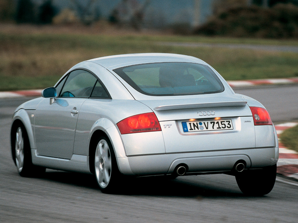Audi tt quattro 225 bhp review