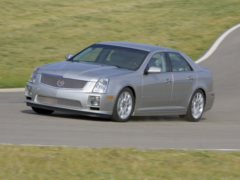 Cadillac Sts V Specs Pictures Amp Engine Review
