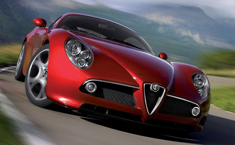 Alfa Romeo on 2007 Alfa Romeo 8c Competizione Specs  Pictures   Engine Review