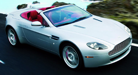 Aston Martin V8 Vantage Roadster Specs, Top Speed & Engine Review