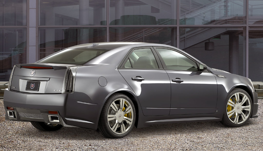 Cadillac CTS Sport Concept Specs, Pictures & Engine Review