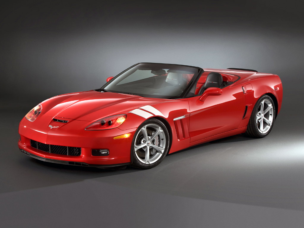 Chevrolet Corvette 2010 Top Car