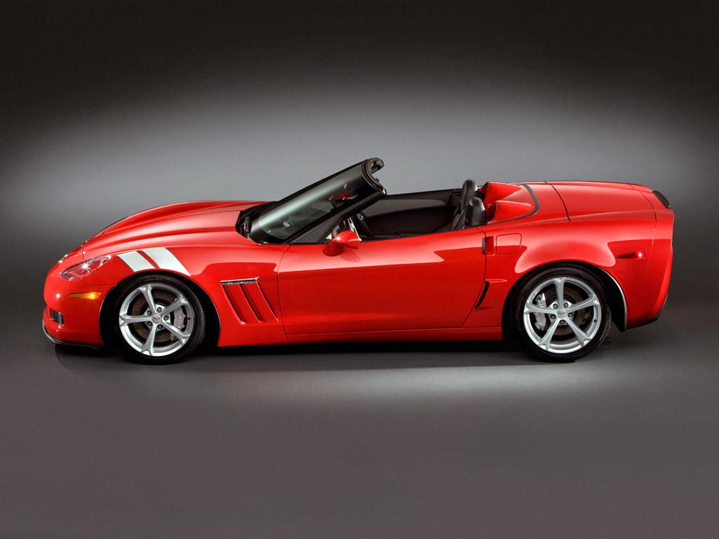 2010 Chevrolet Corvette Grand