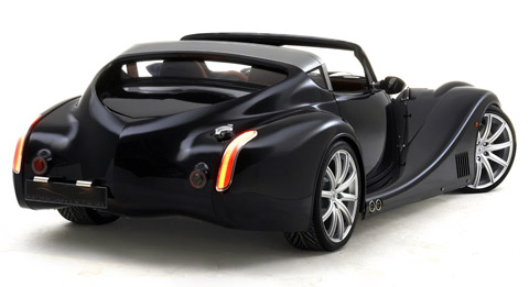 2010 Morgan Aero SuperSports back view