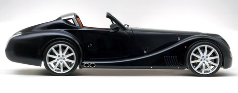 2010 Morgan Aero SuperSports side view