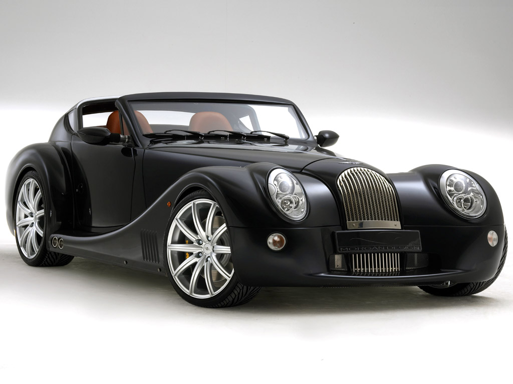 Extremsportscar New 2010 Morgan Aero Car