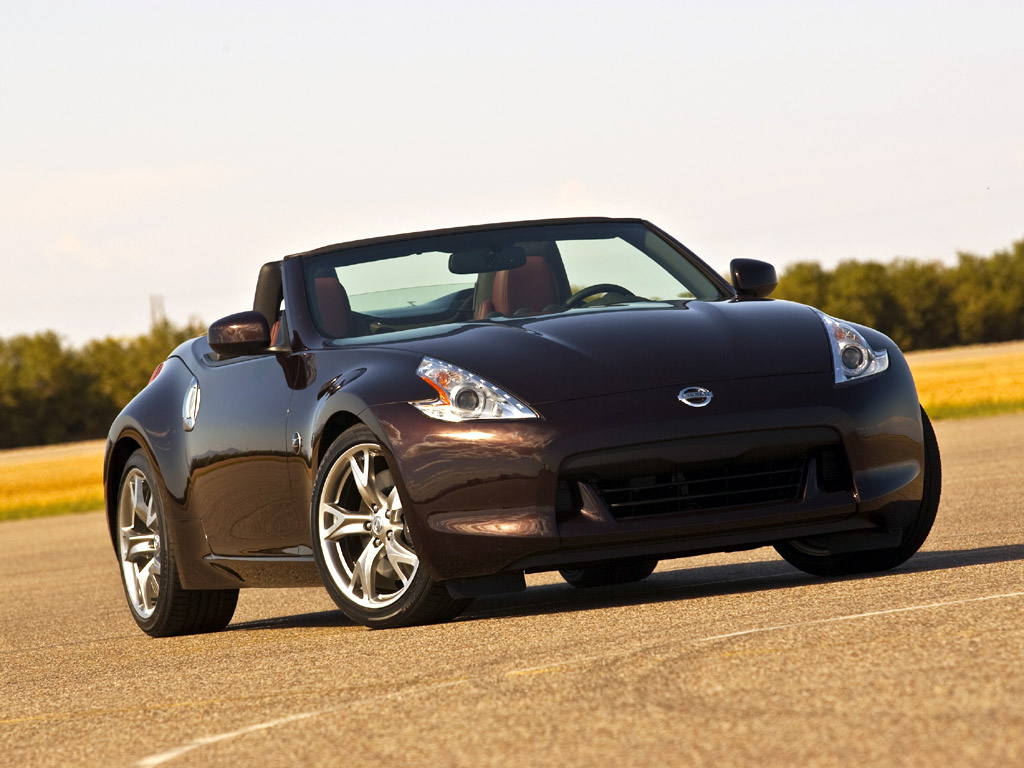 2010 nissan 370z roadster specs pictures engine review. Black Bedroom Furniture Sets. Home Design Ideas