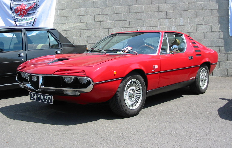 Alfa Romeo Montreal Specs, History, Pictures & Engine Review