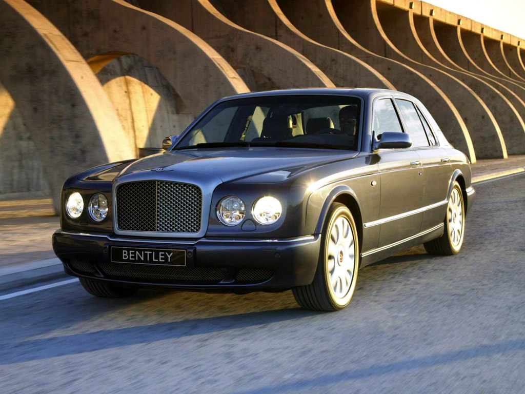 Bentley fan club november 2009 bentley arnage r vanachro Choice Image