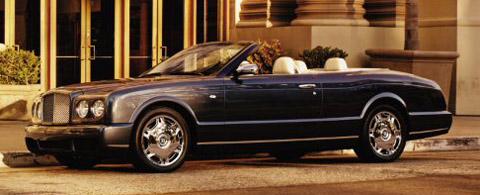 Bentley Azure Side View