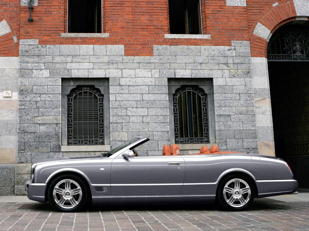 2009 bentley azure t specs top speed pictures engine review bentley azure t side view vanachro Choice Image