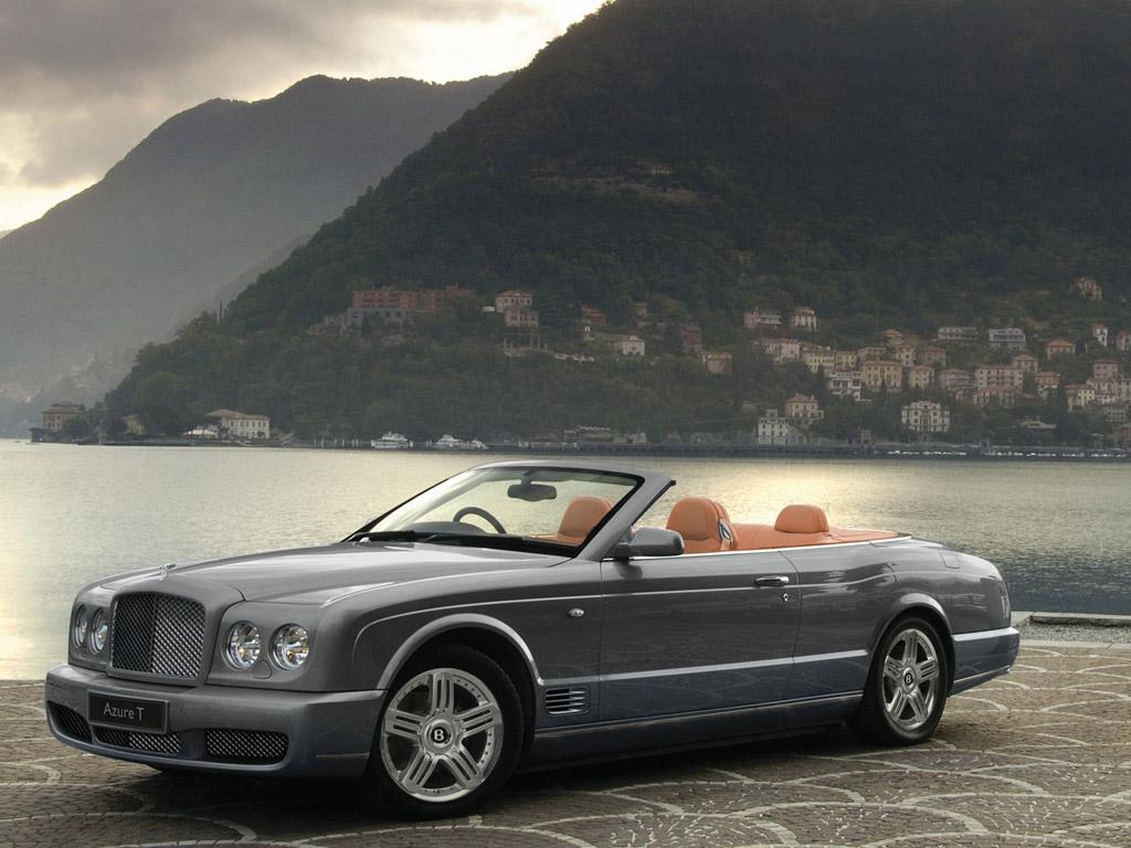 2009 Bentley Azure T Specs Top Speed Pictures Engine