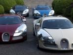 Bugatti Celebrates 100 Years