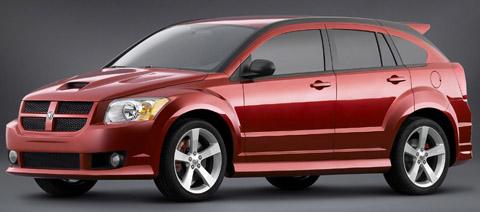 2007 Dodge Caliber SRT-4