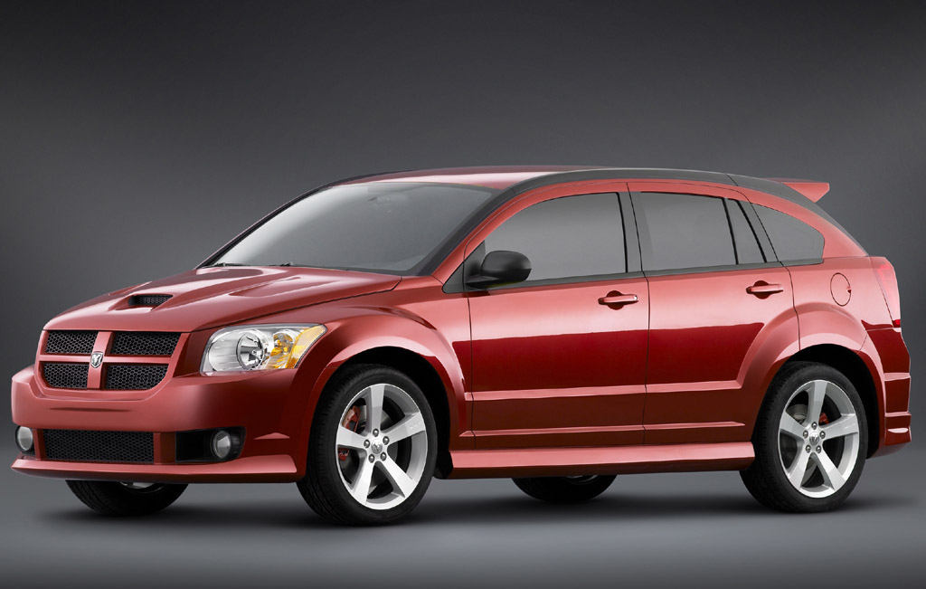 2007 dodge caliber srt