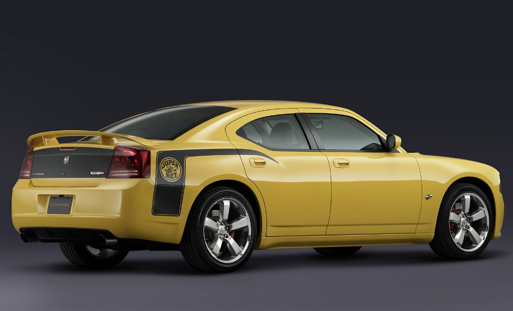 2007 Dodge Charger SRT-8 Super Bee