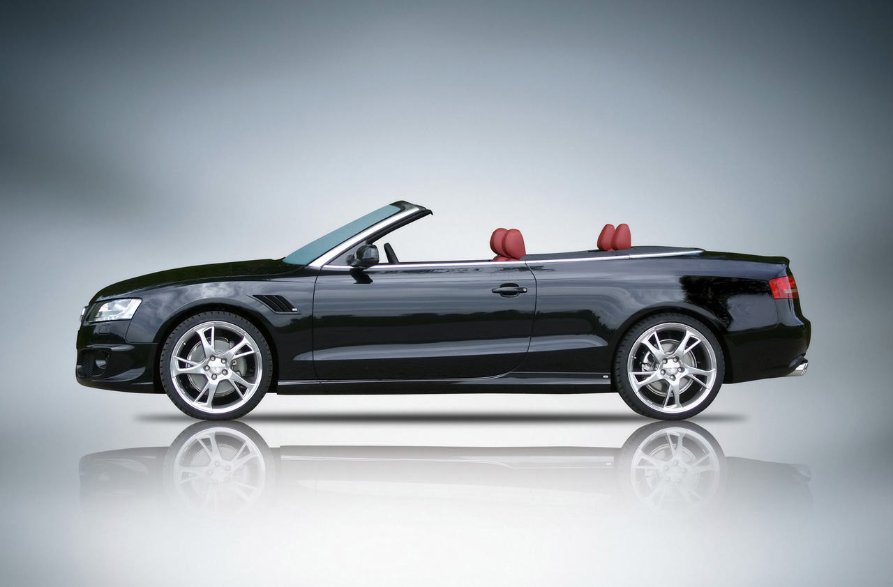 2009 Abt Audi As5 Cabrio Specs Pictures Amp Engine Review