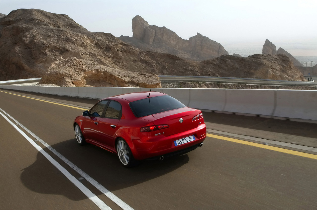 2009 Alfa Romeo 159 Specs, Pictures & Engine Review