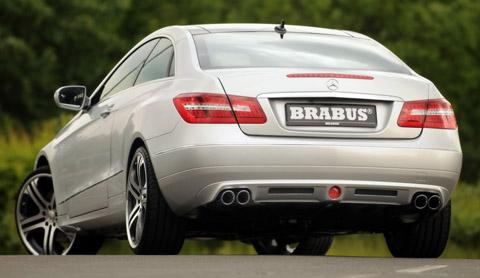 2009 Brabus Mercedes-Benz E-Class Coupe