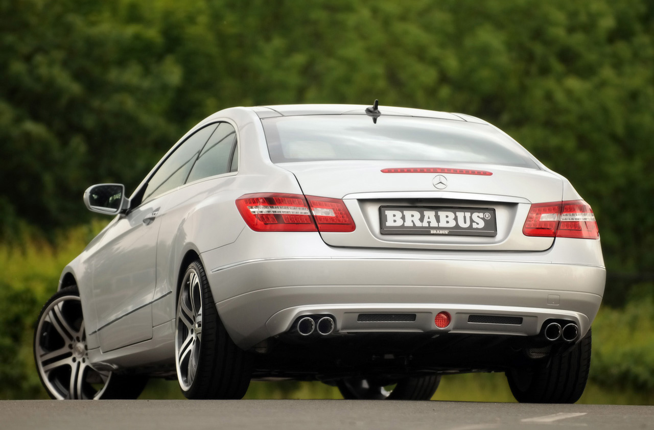 2009 brabus mercedes benz e class coupe specs top speed engine review. Black Bedroom Furniture Sets. Home Design Ideas