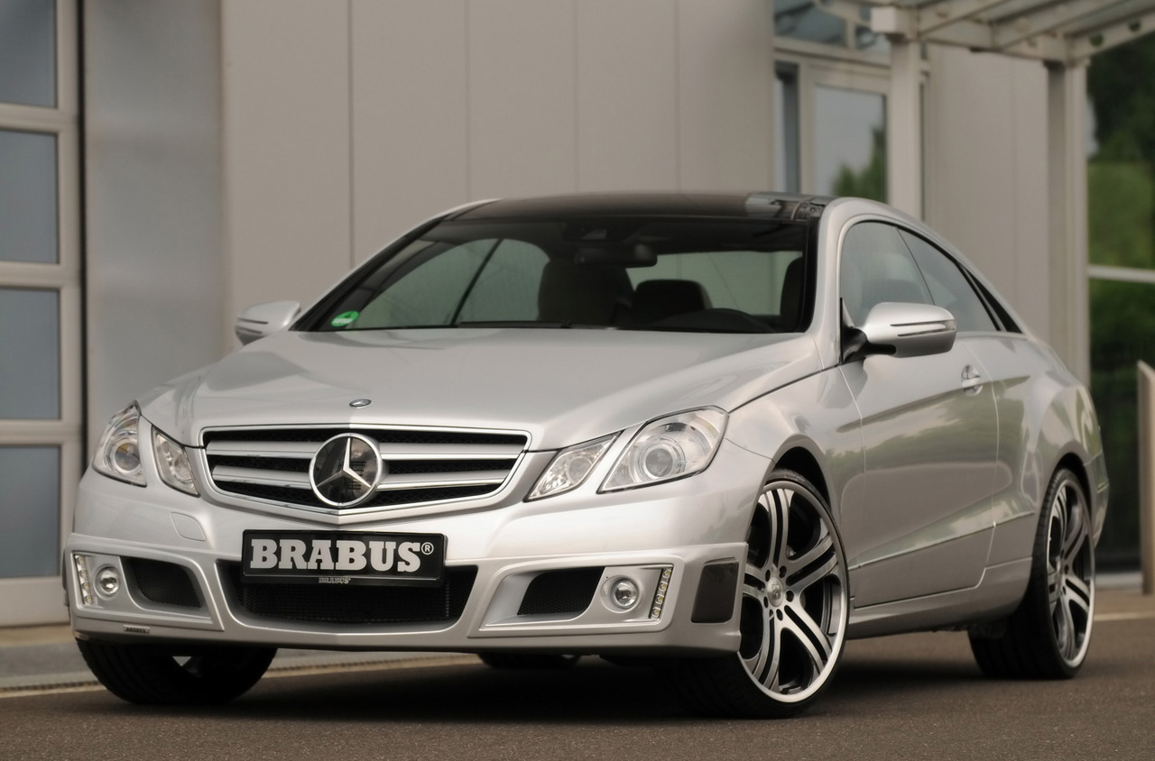 2009 Brabus Mercedes Benz E Class Coupe Specs Top Speed