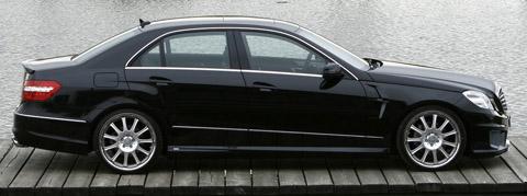 2009 Carlsson Mercedes-Benz E-Class side view