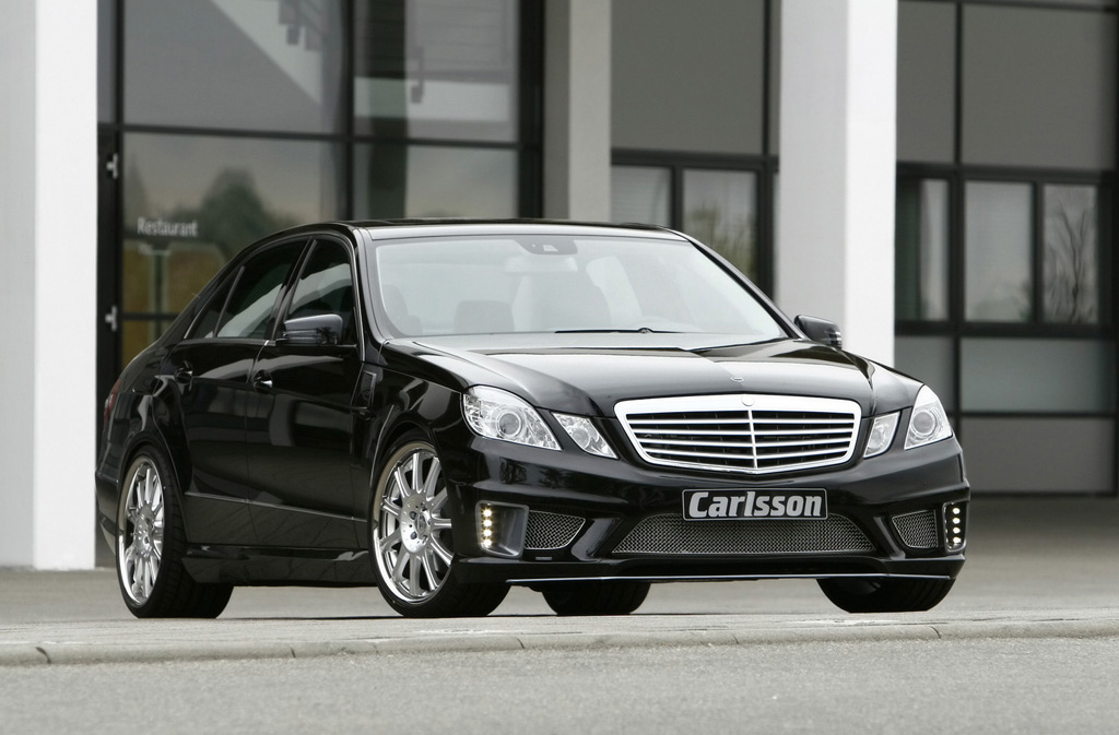 2009 carlsson mercedes benz e class specs pictures engine review. Black Bedroom Furniture Sets. Home Design Ideas