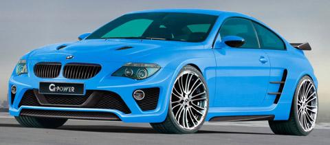 2009 G-Power BMW M6 Hurricane CS