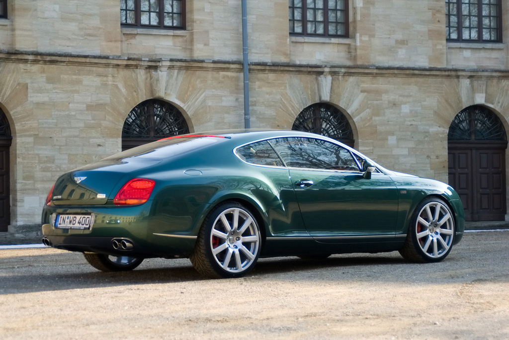 2009 Mtm Bentley Continental Gt Birkin Edition Side Back View Specifications Vehicle Type 2 Door Super Sports Car