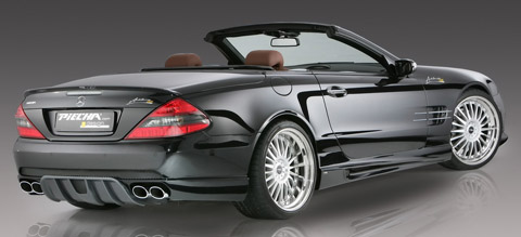 2009 Piecha Design Mercedes-Benz SL Avalange RS