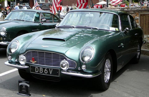 Aston Martin DB6 480