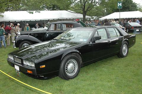 Aston Martin Lagonda 480