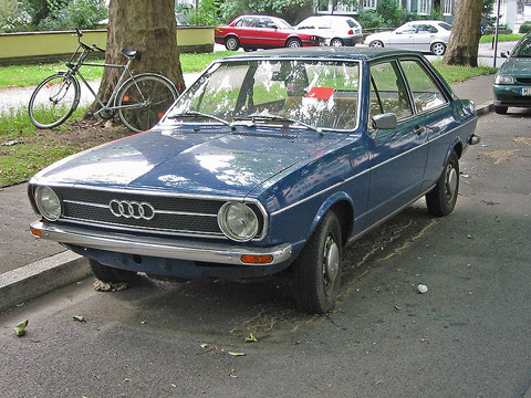 Audi 80 B1 480