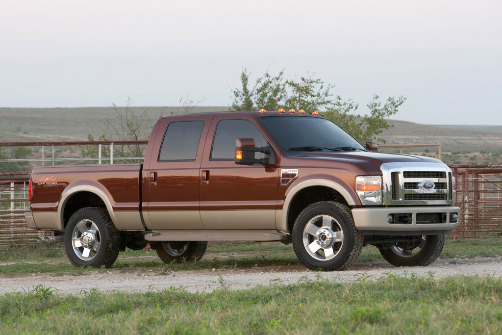 The Ford F-250 has often been referred to as Super Duty, as its look and