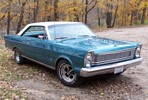 Used Ford Galaxie