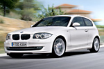 BMW 1-Series 3-Doors in White