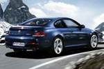 BMW 6-Series - The 650i Coupe in Blue